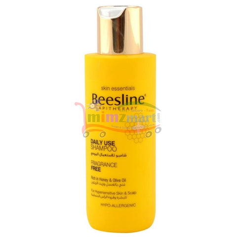 Beesline Daily Use Shampoo With Honey & Olive Oil For Hypersensitive Skin & Scalp 150 Ml