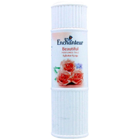 Enchanteur Beautiful Talc Powder 125 Gm