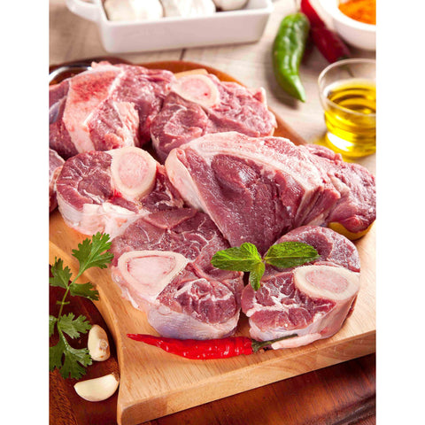 Camel Meat With Bone in Fresh 1 Kilo