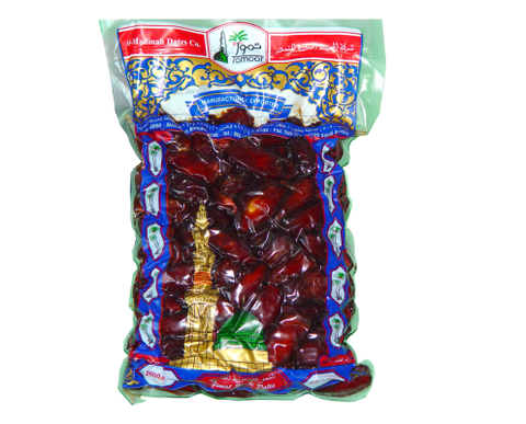 Sukkary Dates with Almond Pouch 2 Kg