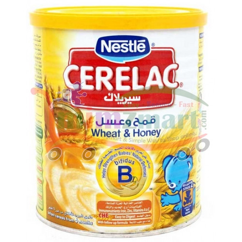 Cerelac Wheat & Honey 400gm