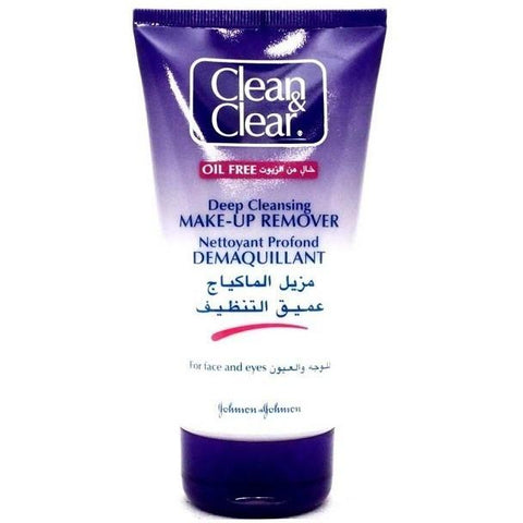 Clean & Clear Makeup Remover 150 Ml