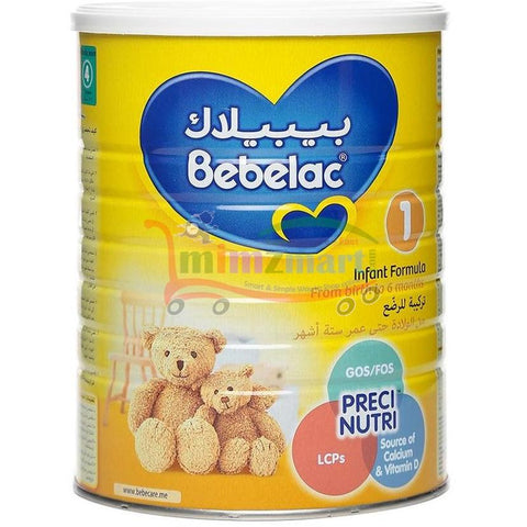 Bebelac 1 First Infant Milk, 900 Gm