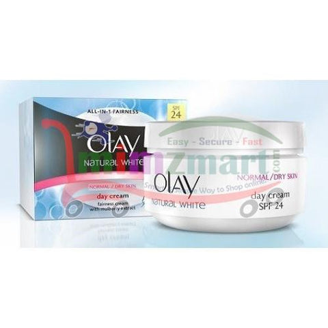 Olay Natural White Day Cream 100 Gm