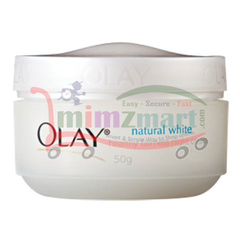 Olay Natural White Day Cream 50 Gm
