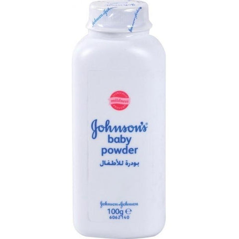 Baby Powder Johnson's 100 grams