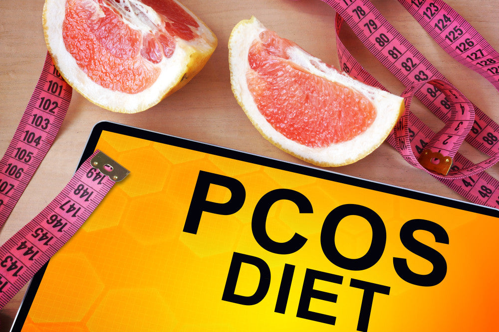 How To Manage Your Diet With PCOS