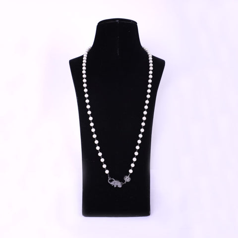 Elephanta Pearl Necklace
