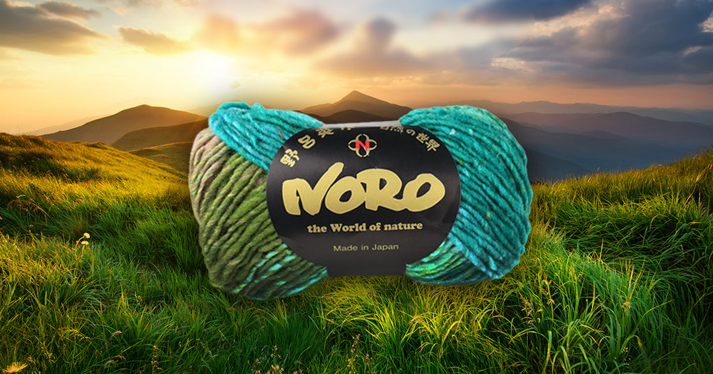 The Noro Narrative - Discover Japanese Noro Yarn