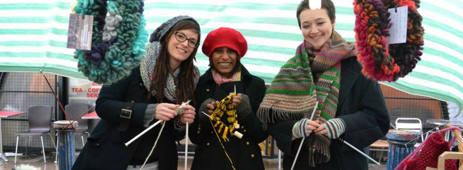 Knitting Groups: Knit Wits Brixton