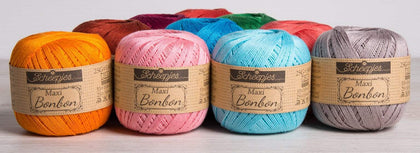 2 Ply Knitting Yarn