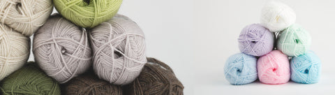 Cygnet Yarns Knitting Kits