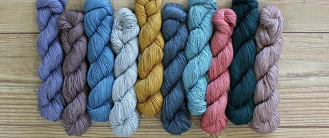 Fyberspates Knitting Yarn