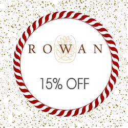 15% OFF Rowan - Today Only