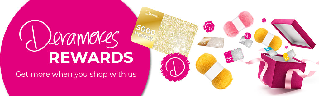Deramores Exclusive Rewards Programme