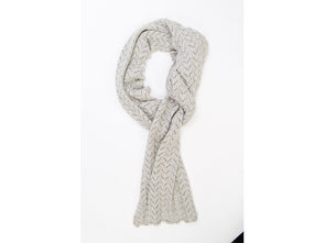 Horseshoe Lace Scarf & Wrap by Graeme Knowles-Miller in Rowan Super Fine Merino 4 Ply