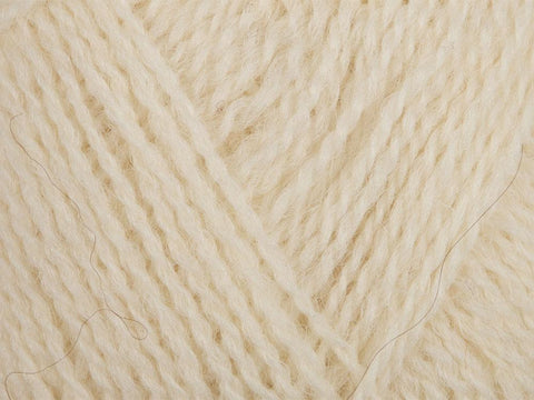 Baa Ram Ewe Pip Colourwork - White Rose
