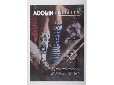 Novita x Moomin: Moominmamma's Warm Accessories