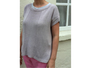 Laura by Fran Morgan in King Cole Bamboo Cotton DK