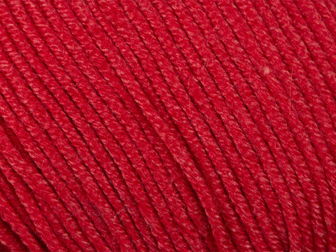 Teddy Red in Sublime Baby Cashmere Merino Silk DK (192)
