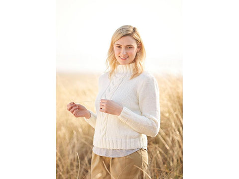 Sweater in Hayfield Bonus Chunky (10008S)