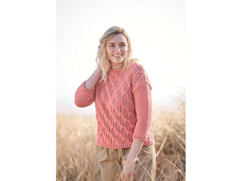 Sweater in Hayfield Bonus Chunky (10010S)