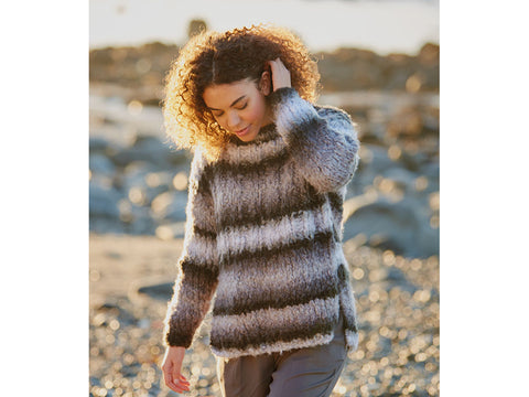 Womens Sweater in Sirdar Mystical (10042S)