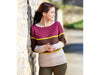 Three-Colour Sweater in Sirdar Country Classic (10086)