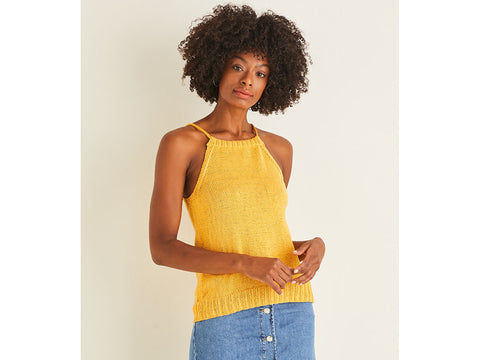 Woman's Top in Sirdar Cotton DK (10117S)
