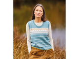Slipover & Sweater Knitting Kit and Pattern in Sirdar Yarn (10127S)