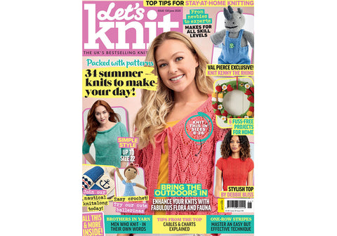 Let's Knit Magazine - Issue 158