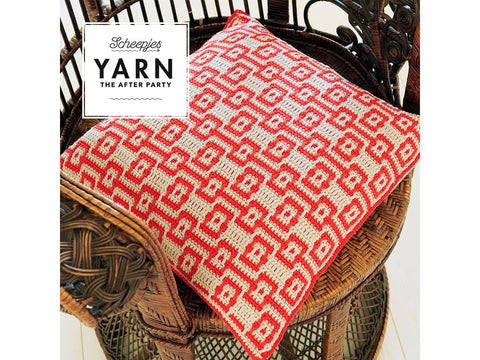 YARN The After Party 46 - Electric Dreams Cushion