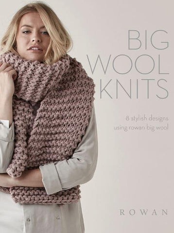 Rowan Big Wool Knits