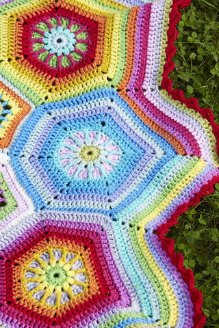 Stylecraft Carousel Blanket CAL Pack - Special DK