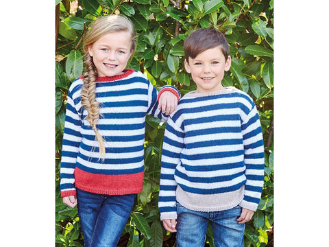 Children's Sweaters in Sirdar Country Classic (2516S)