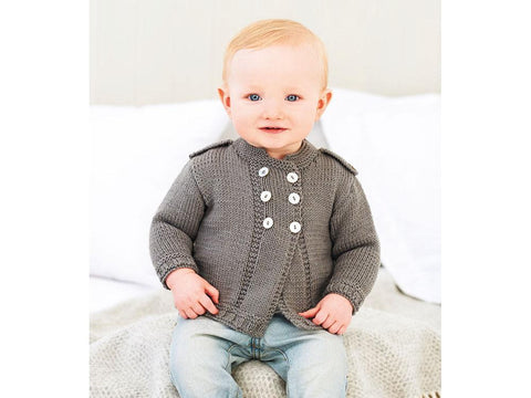 Cardigans in Rico Design Baby Classic DK (298)