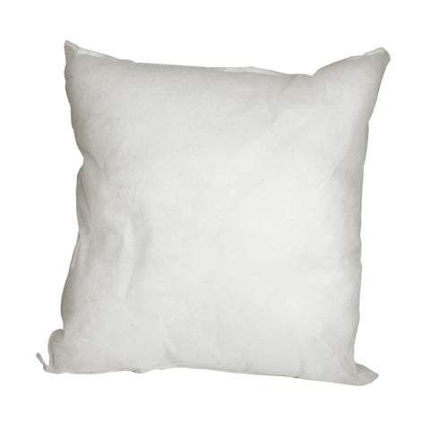 White Square Cushion Pads