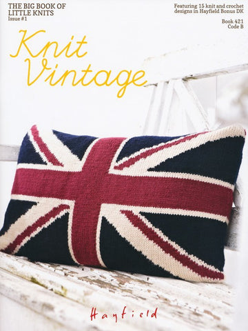 Knit Vintage by Sirdar Hayfield (421B)