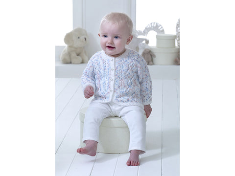 Baby Set in King Cole DK (4896)