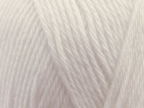 Scheepjes Cotton 8 - White
