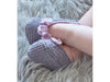 Girl's Dress & Shoes in Sirdar Snuggly 100% Merino 4ply (5266S)