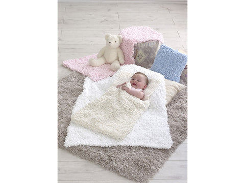 Blankets in King Cole Funny Yummy (5309K)