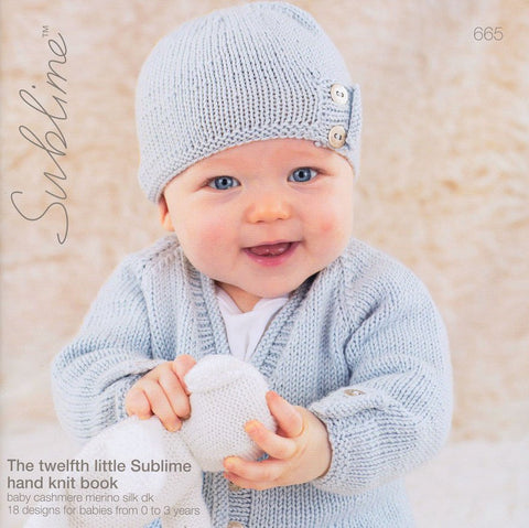 The Twelfth Little Sublime Hand Knit Book (665)