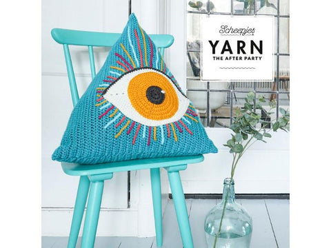YARN The After Party 82 - Bright Sight Cushion