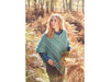 Poncho in Hayfield Bonus Chunky (8292)