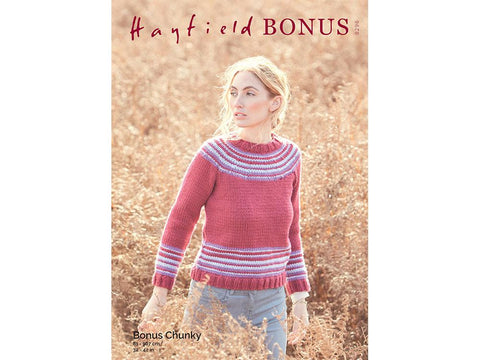 13852747a4c9 Hayfield Knitting Patterns