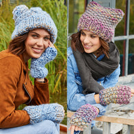 Hats & Mittens in Stylecraft Swift Knit Mega (9467)