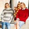 Ladies Sweaters in Stylecraft Life Changes DK & Life DK (9548)