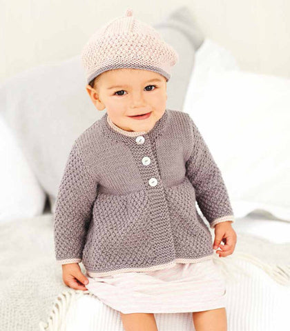 Coats and Berets in Rico Design Baby Classic DK (296) - Digital Version