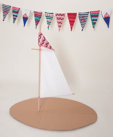 Bunting in Rico Design Baby Cotton Soft DK (320) - Digital Version